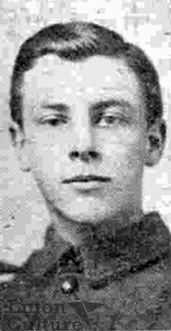 Pte Alfred Richard Cousins