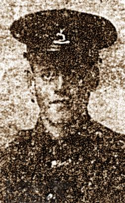 Pte George Alfred Fensome