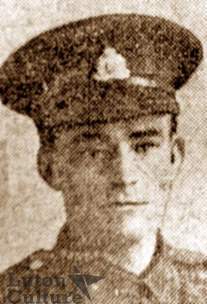 Pte William Fensome