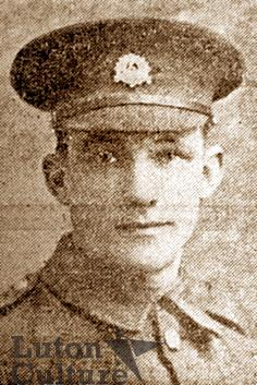 Pte Sidney Thomas Fleckney