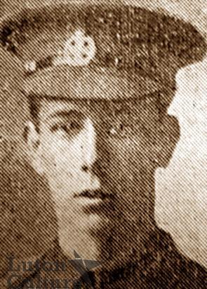 Rifleman Arthur James Gaunt