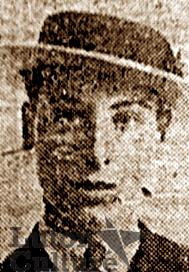 Pte Edward Thomas Gooch