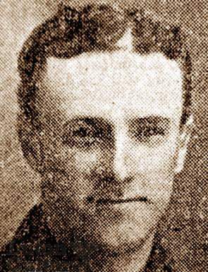 Pte Ernest William Thomas Groom
