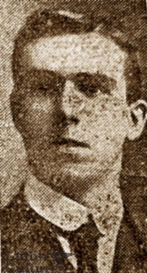 Pte Frederick George Gurney