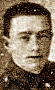Pte Albert Edward Hill