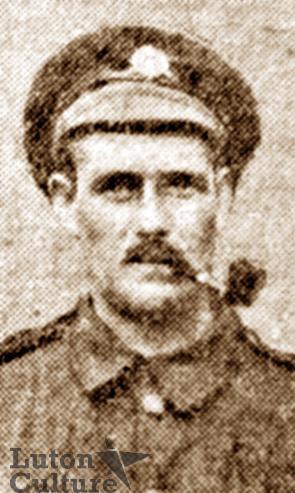 Sgt Arthur Huckle