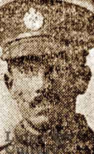 Sapper Frederick Jones