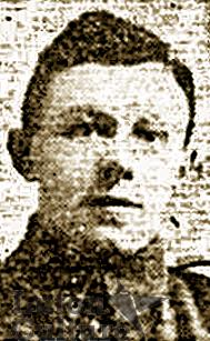 Pte Percy Charles Keightley