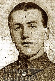 Sapper Frank Percy King