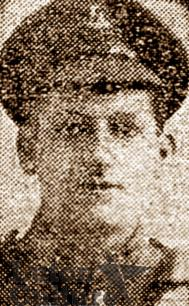Pte Cyril Long