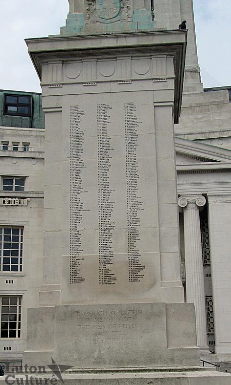 Luton War Memorial