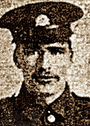 Pte Frederick George Manning