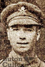 L-Cpl Horace Charles Mayles