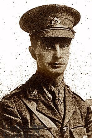 Second Lieut Herbert George Merchant