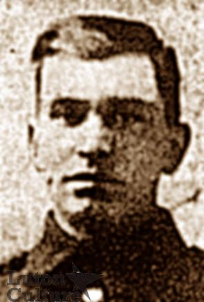 Pte James Mimms