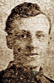 Pte Ernest Farrigh Napier