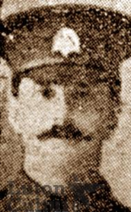 Sgt Albert Parish