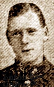 L-Cpl William Perrins