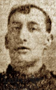Pte Harold Edward Steevens Phillips