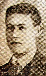 Pte Charles Barnard Plater