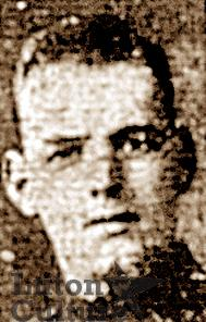 Gunner Frank Price