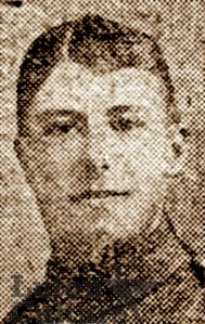 Pte Thomas Charles Prudden