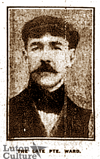 Pte Horace Alfred Ward