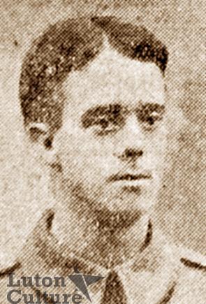 Rifleman Arthur David Sharp