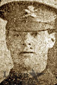 Pte Frederick George Sheppard