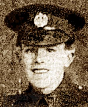 Pte George Soffe