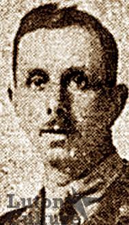 Capt Arthur George Starkings
