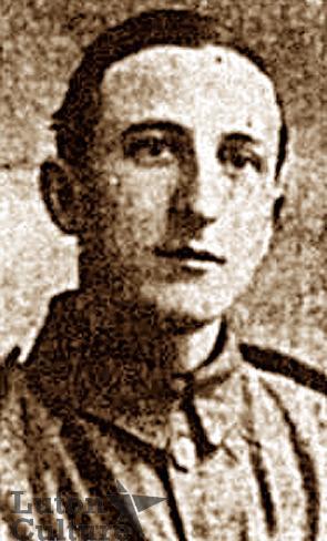 Pte Percy Bertram Stimson