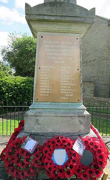 Sundon War Memorial