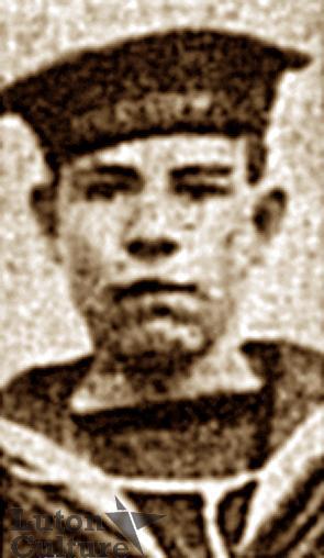 Boy 1st Class Arthur George Swain