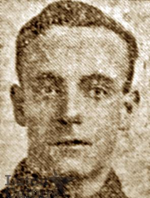 Pte Harry Taylor