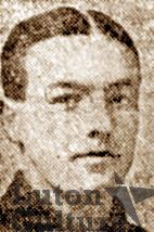 Pte Wilfred Tompkins