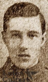 Sapper William Henry Trotter