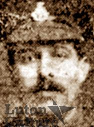 Pte Frederick Ernest Wiles