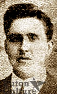 Pte Bertram Wood