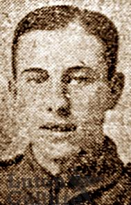 Pte Percy Young
