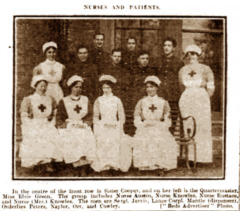 VAD nurses and patients