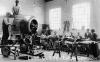 Hewlett & Blondeau factory, Leagrave, 1918