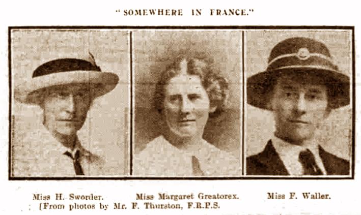 VAD nurses in France