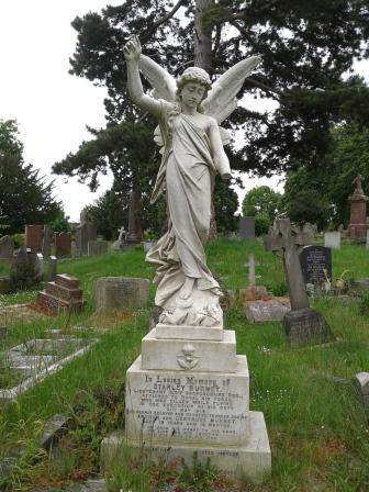 Burnet grave