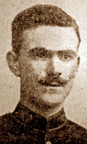 Gunner Edmund Charles Dexter
