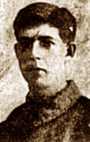 Pte Stanley Walter Fensome