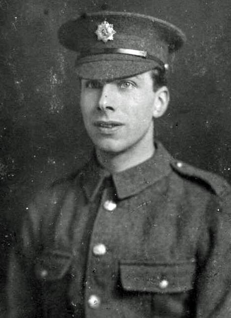Gunner Ernest Victor Jackson
