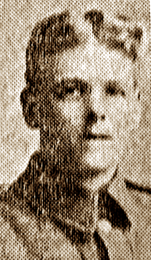 Pte Ebenezer Logan