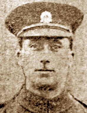 Sgt Peter Pieraccini