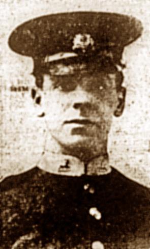 Sgt Percy Edward Rickard